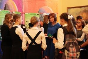 Состоялась пятая научно-практическая конференция «Проектная деятельность учителя и ученика по исследованию ООПТ и родного края»